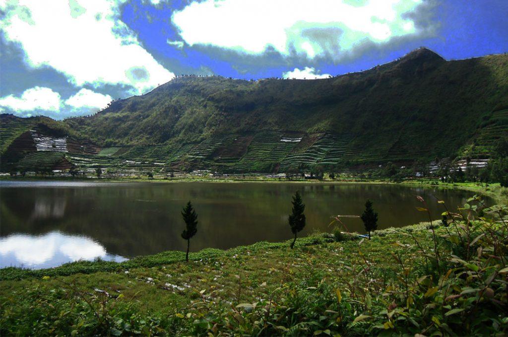 Telaga Merdada Banjarnegara via KMStourcom