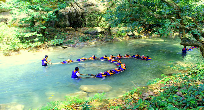 Wisata Sungai Citumang via Javaindonesiaorg