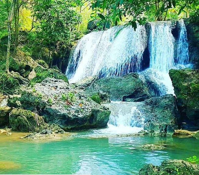 Air Terjun Durbugan via IG @adityaprada8990
