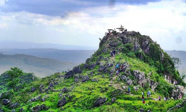 Gunung Manggir Blora via Inet