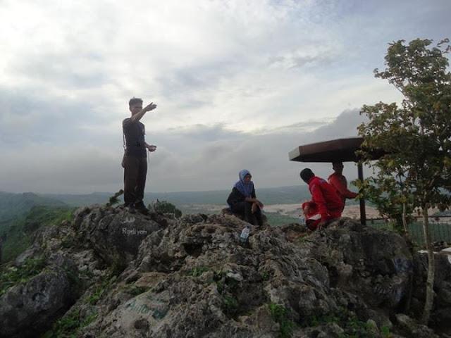 Gunung Pencu via Inet