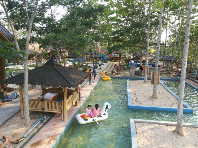 Kampung Gojekan via Inet