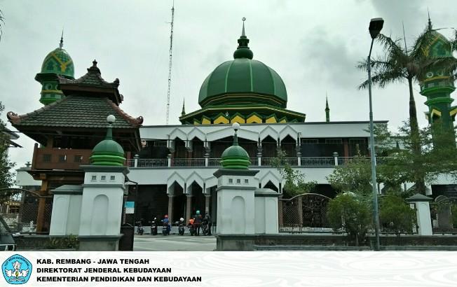 Masjid Jami' Lasem via Kementrian