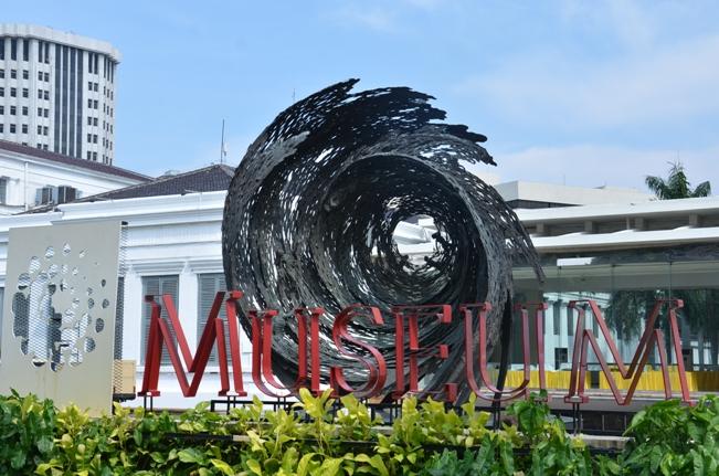 Mengunjungi Museum Sejarah Nasional via Kemendikbud