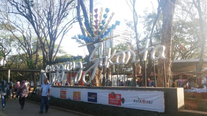Menikmati Kuliner dan Aneka Souvenir di Lenggang via Tribunnews