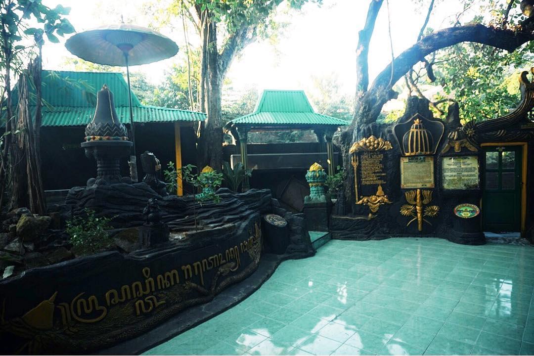 Petilasan Keraton Kerajaan Pajang via IG @nnamariyana