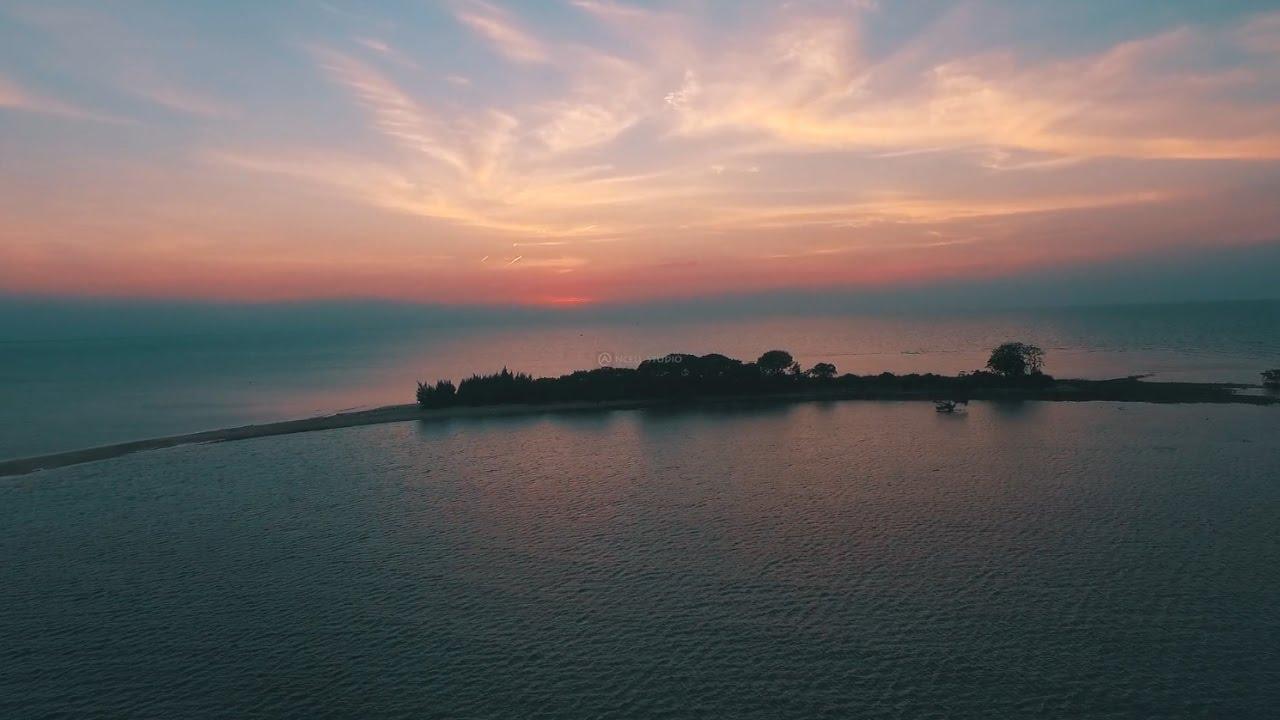 Pulau Gede Rembang via Youtube