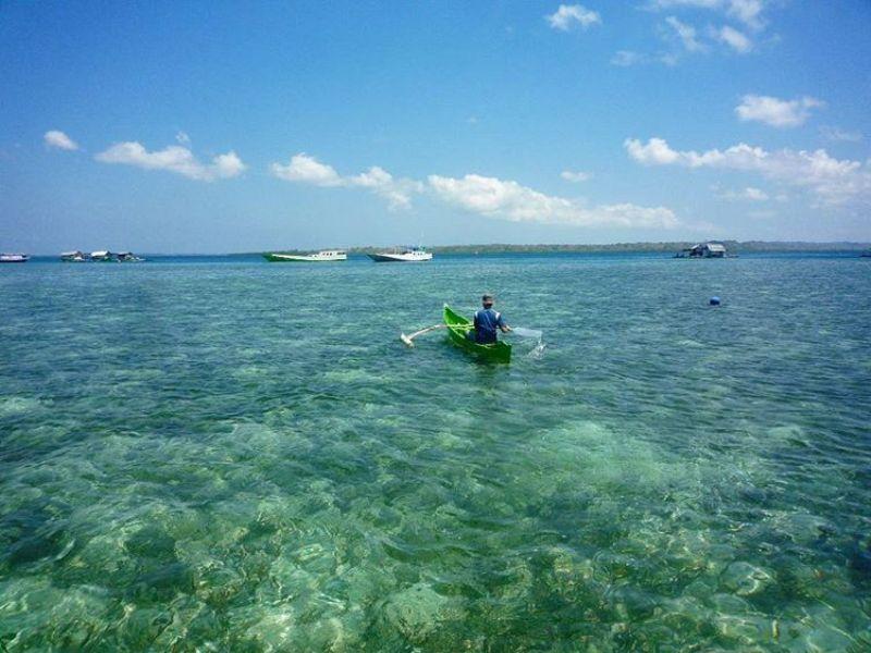 Pulau Sapeken via IG @bang.jep_