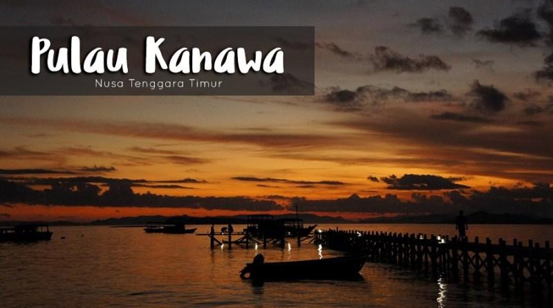 Sunrise & Sunset di Pulau Kanawa
