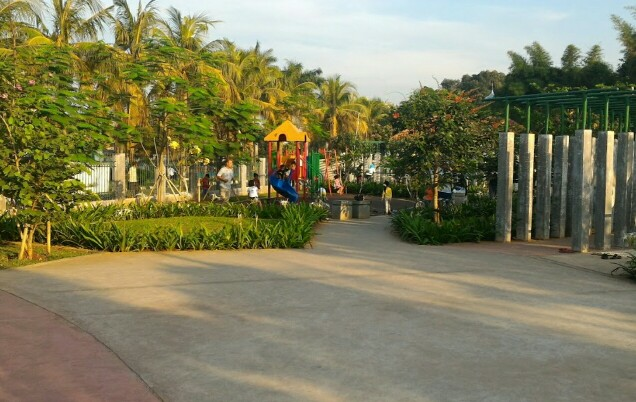 Taman Kelapa via Casaindonesia