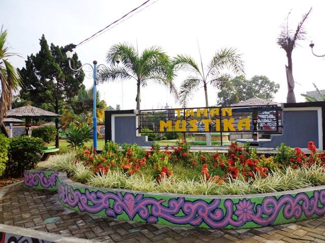 Taman Mustika via Inet