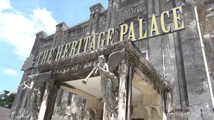 The Heritage Palace via Tribunnews