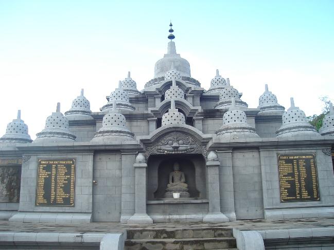 Vihara Ratanavana Arama via Berita3rembang.wordpresscom