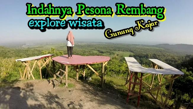 Wisata Gunung Kajar via Youtube