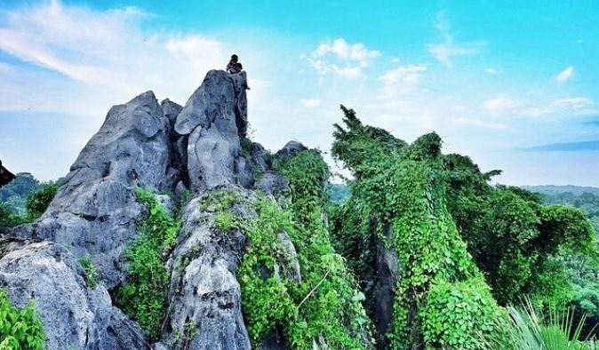 Bukit Masegit via IG@ditasubi