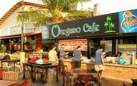 Café Oregano