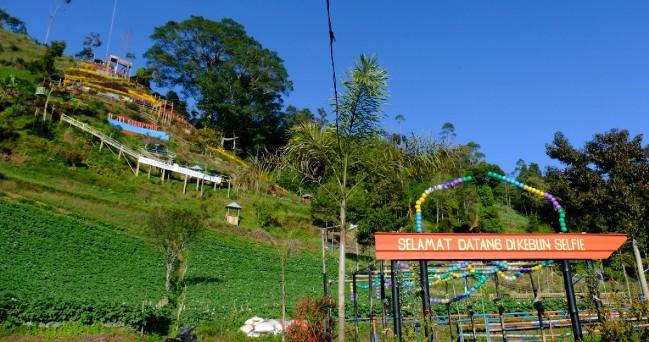 Desa Wisata Serang Pesona Travel