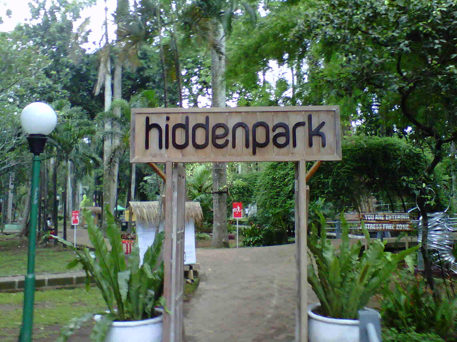Hidden Park di Taman Langsat via Noodlehair