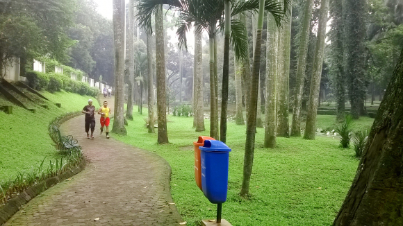 Jogging Track via Duniaibrahim.wordpresscom