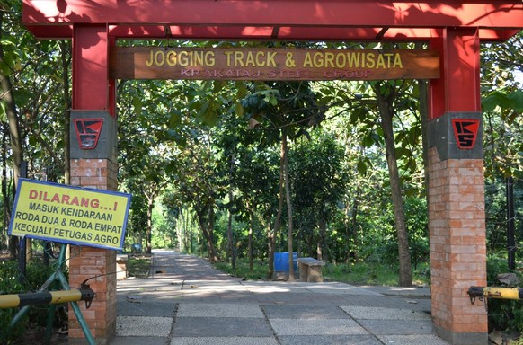 Krakatau Junction Infinite Jogging Track