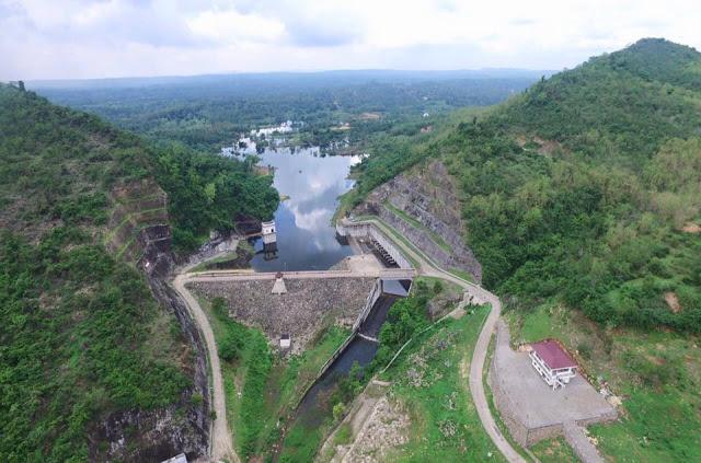 Obyek Wisata Waduk Nipah Banyuates via Facebook