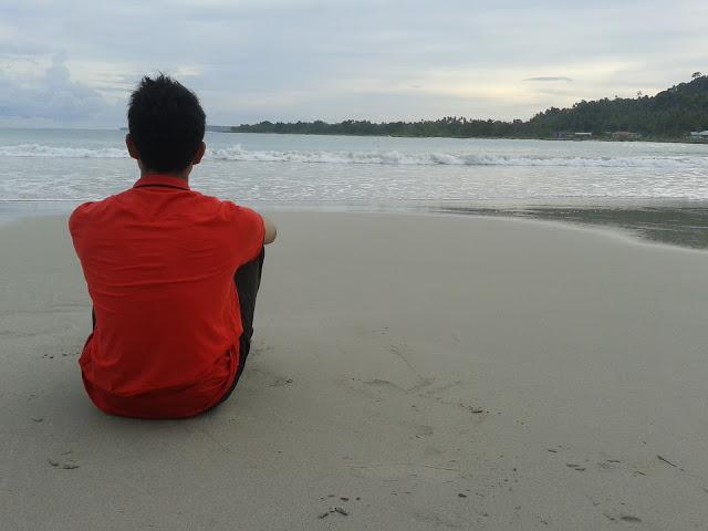 Pantai Busung via Putramaha