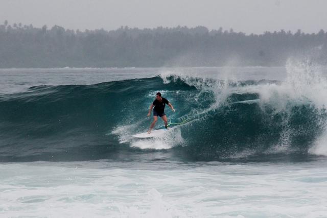 Pantai Matanurung Foto via Antara