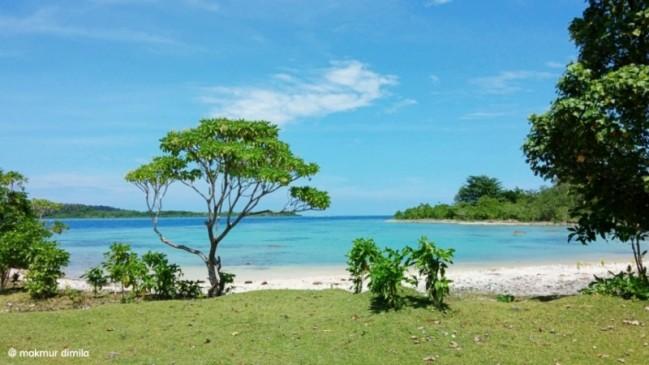Pantai Thailand via IG @ Makmurdimila