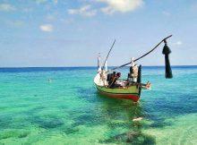 Pulau Mandangin via IG @amufids