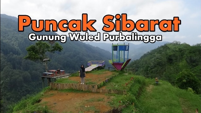 Puncak Sibarat via Youtube
