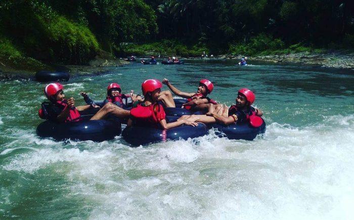 River Tubing Klawing via IG !klawingrivertubing