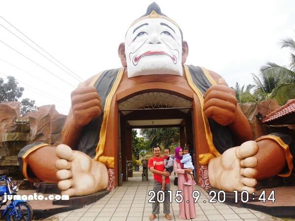 Sanggaluri Park Purbalingga via Jumantocom