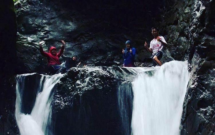 Sungai Watu Mujur via GI @fatrotulrahma