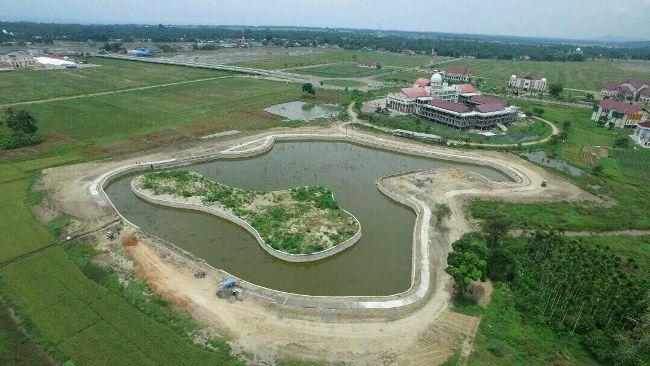 Taman Kota Pidie Jaya via Steemet