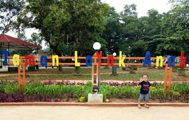 Taman Layak Anak Cilegon via IG @annysa_wvasari
