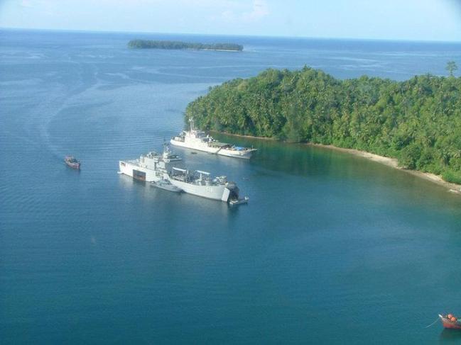 Teluk Sibigo via rafimoerdani.wordpresscom