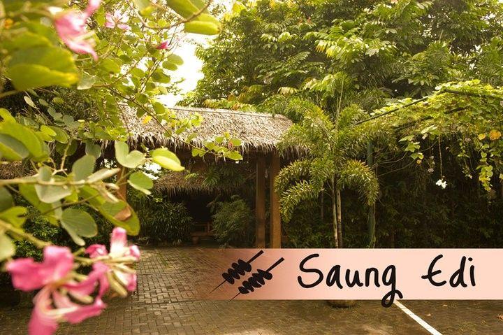 Wisata Kuliner di Saung Edi