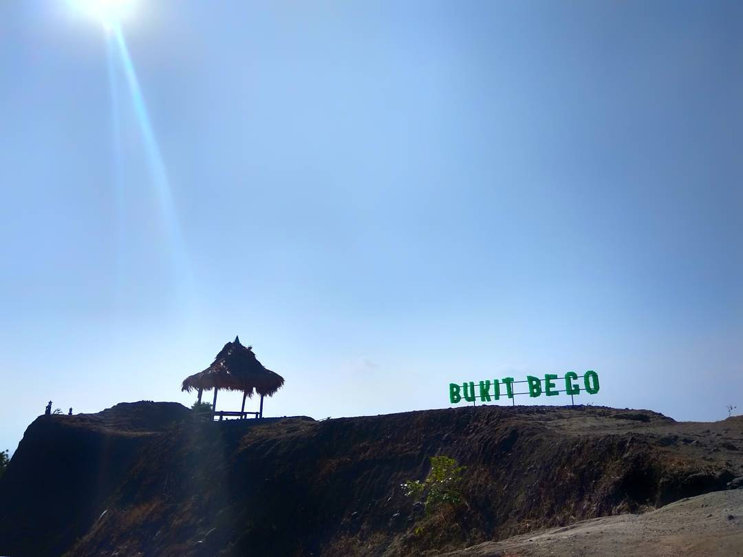 Bukit Bego Imogiri Bantul via IG @indraqadarsih