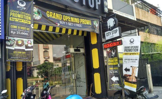 Citystop Cafe via Pergikuliner