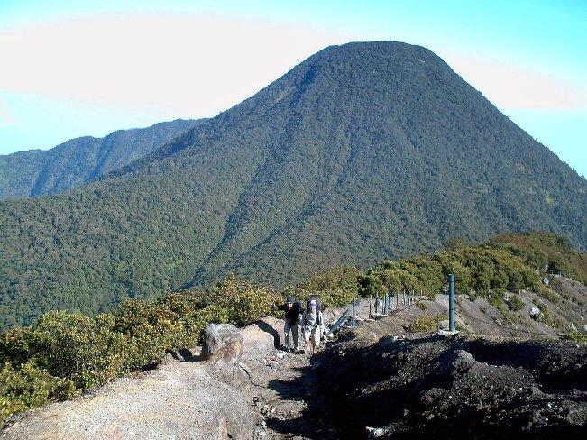 Gunung Gede Pangrango via Agspala.blogspotcoid