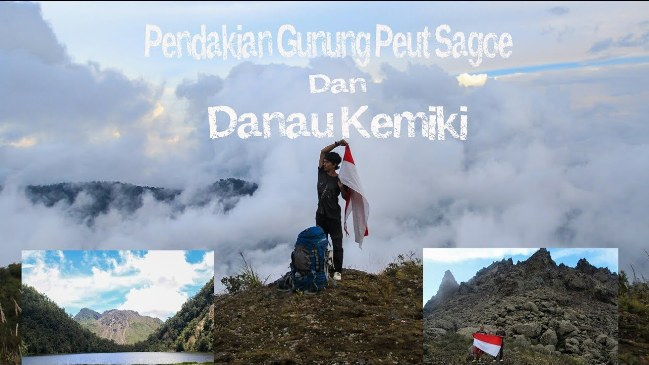 Gunung Peut Sagoe via Youtube