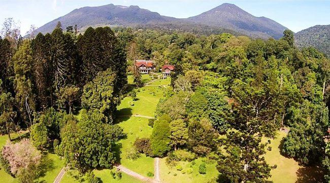 Kebun Raya Cibodas via Mandalawangicibodas
