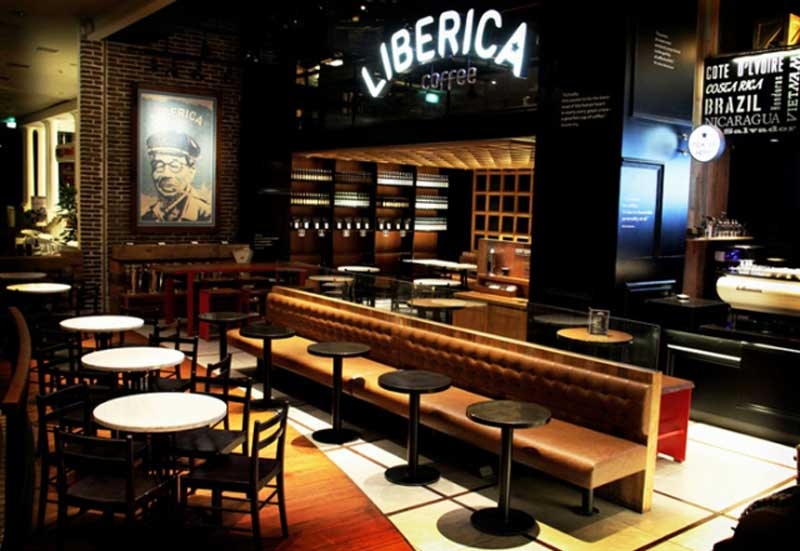Liberica Coffee via Inet