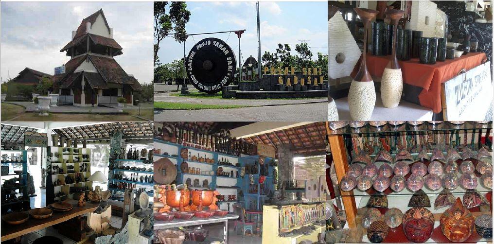 Pasar Seni Gabusan Pusat