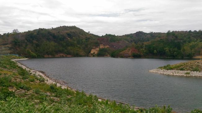 Waduk Rajui Padang Tiji