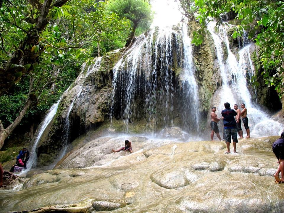 Air Terjun Grobogan Sewu via Sindopos