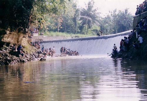 Dam Bagong via Ibrahimaghil