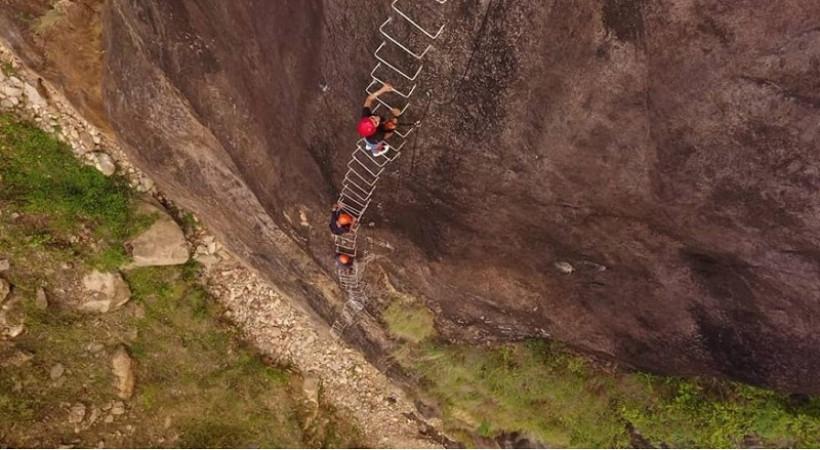 Gunung Sepikul via Genpi