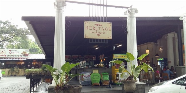 Heritage Food Market via Openrice
