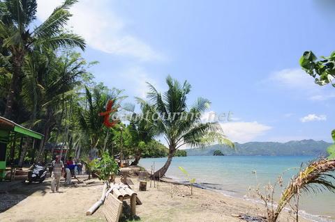 Pantai Mbangkoan via Tematouring